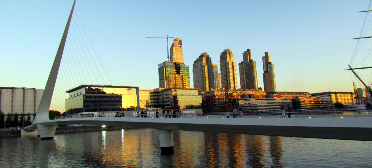 Buenos Aires - Puerto Madero