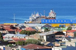 Embarcadère de Punta Arenas