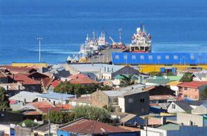 Voyages solidaires - Embarcadère de Punta Arenas