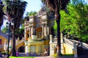 Plaza de Armas, l'église San Francisco, quartier de Bellavista