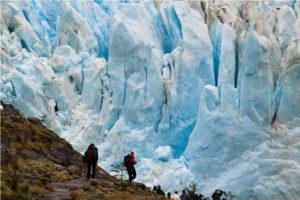 trekking glaciers argentine