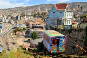funiculaire de Valparaiso