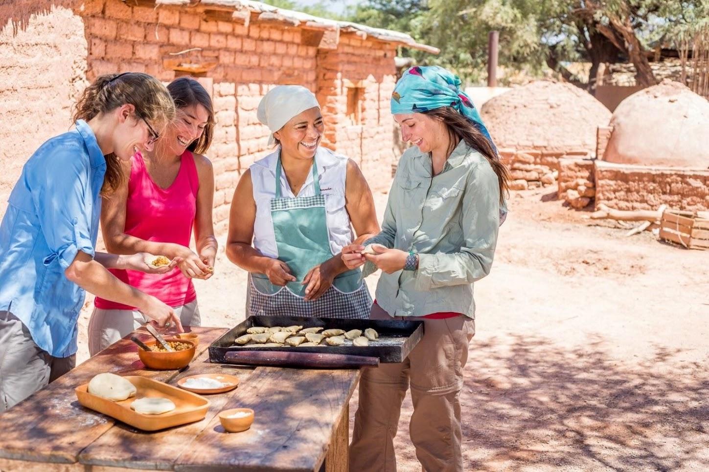 rencontre Mapuche en Argentine