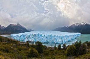 Voyage solidaire au glacier Perito Moreno