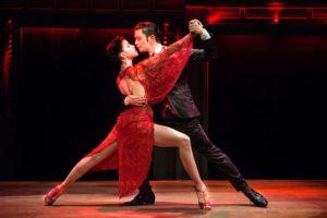 danseur de tango en Argentine