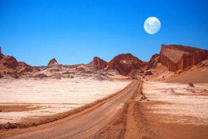 Randonnée vallée de la lune Pachamama Voyages