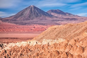 Vallée de la Mort , Chili