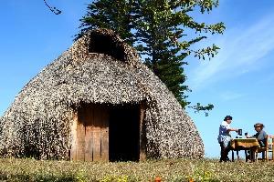 cultura Mapuche lago budi Araucania