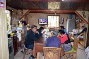 communaute mapuche elicura au Chili