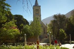 Iglesia de pisco sernatur