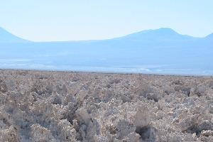 Salar de Atacama Eduardo Sanchez.