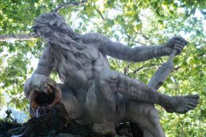 Avenida da Liberdade escultura