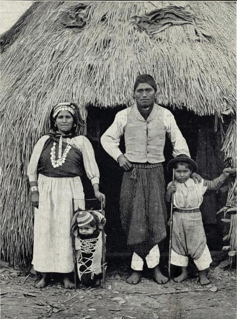 Famillie Mapuches