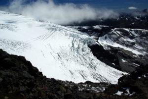 Glacier Alerce Argentine