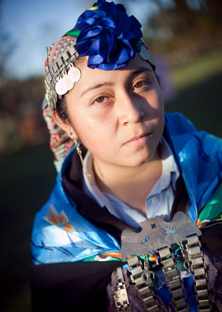 Machi - Mapuche