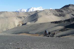 laguna Jistaña Bolivie