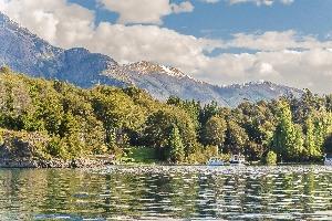 Lac Nahuel Huapi Argentine