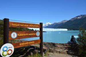 Parc des Glaciers Argentine