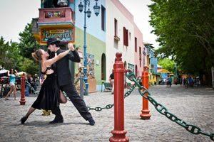 Tango à Buenos Aires en Argentine