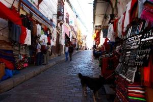 marché de La Paz