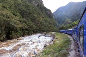 Train Vallée Sacrée
