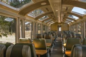 Tren-Vistadome