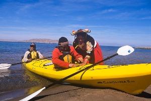 kayak-titicaca