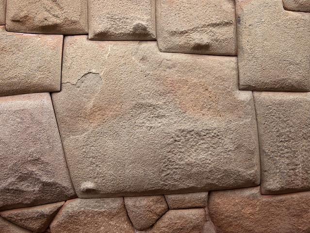 La pierre a 12 angles de Cusco