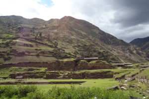 Huaraz-Montagne