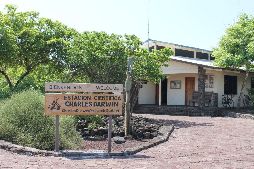 Station de recherche Charles Darwin