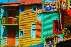 quartier San Telmo BuenosAires