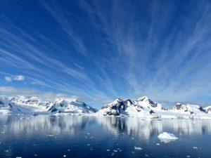 été en Antarctique