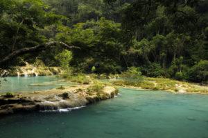 Bassin Semuc Champey