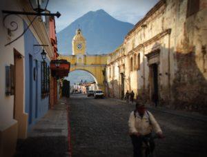 Arche santa catalina Antigua