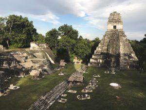 Site de Tikal, Guatemala