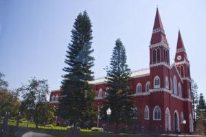 Cathedral de la Mercedes - Grecia, Costa Rica