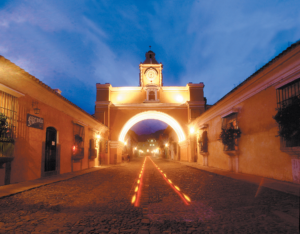 Arc Santa Catalina à Antigua