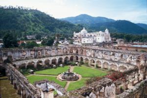 Couvent Santa Clara à La Antigua