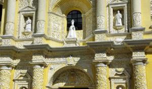 Eglise de la Merced guatemala