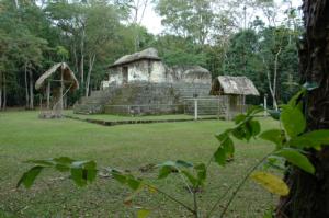 Site archéologique de Ceibal