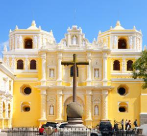 La Merced à La Antigua