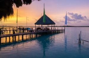 coucher-du-soleil-lagune-bacalar-15-jours-yucatan