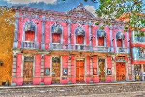 édifice-rue-mérida-yucatan