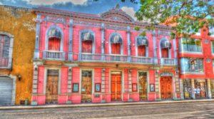 édifice-rue-mérida-circuit-yucatan