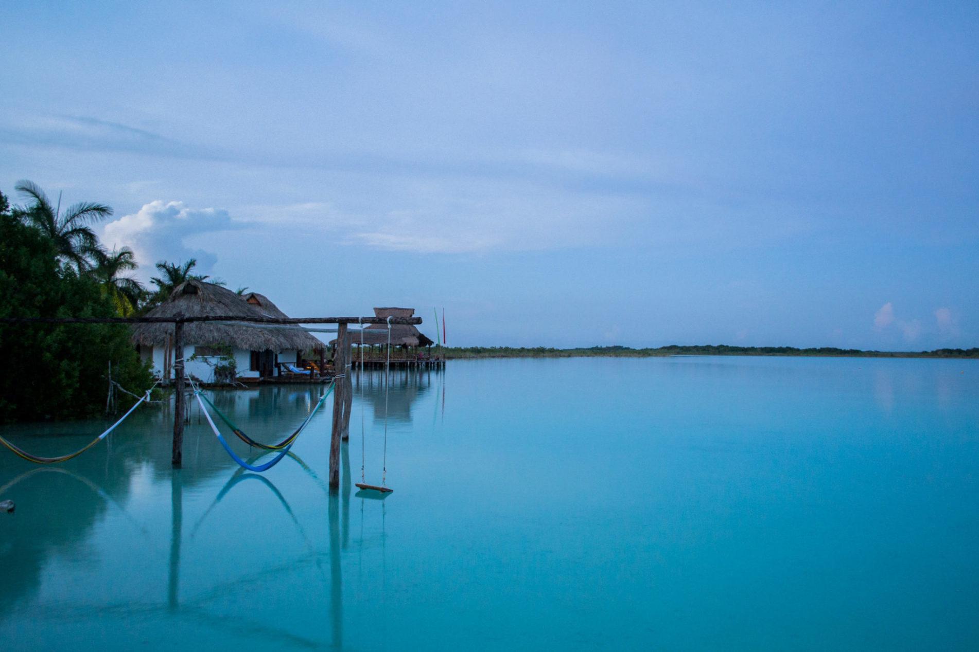 balançoires-hamac-lagune-bacalar-15-jours-au-yucatan