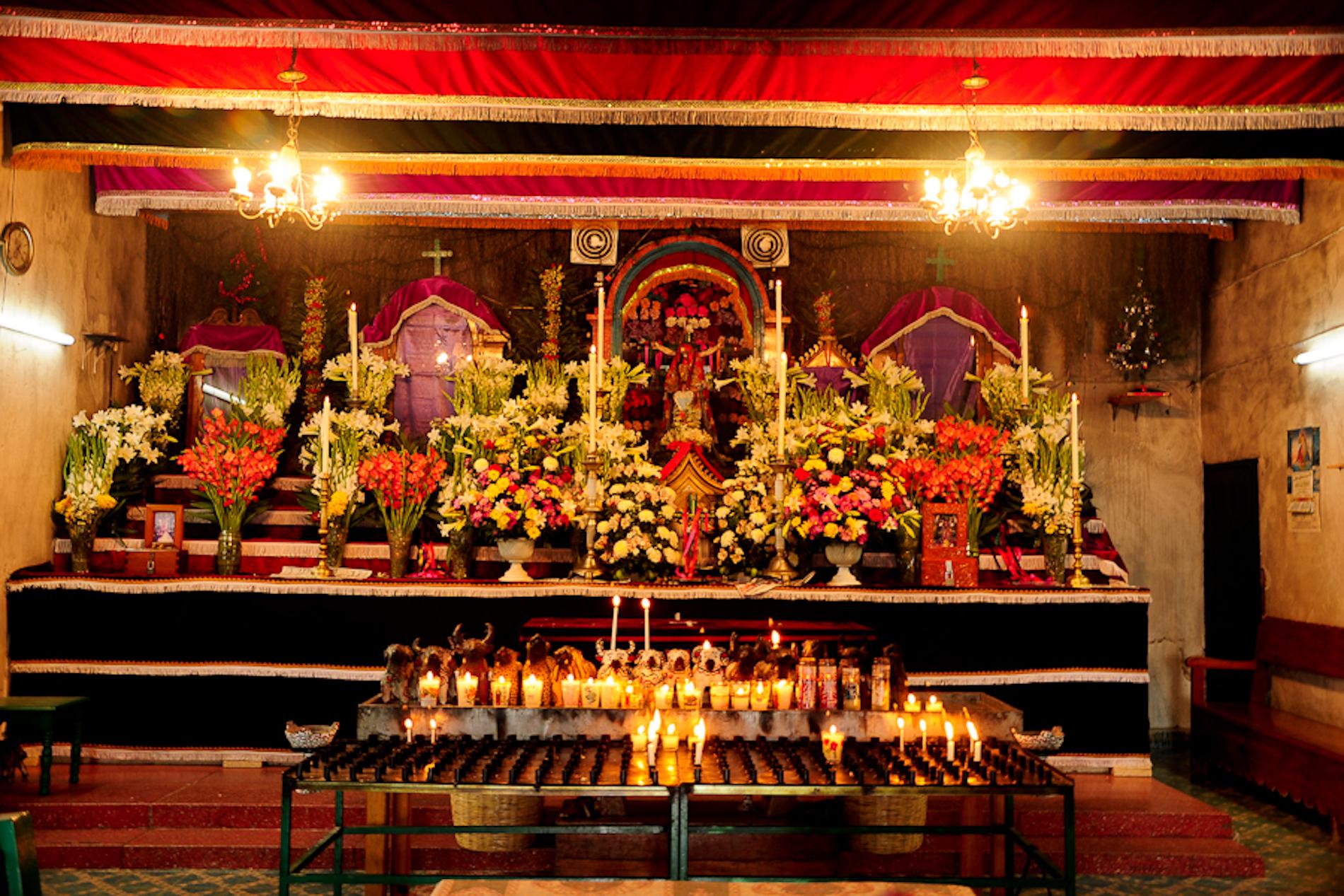autel-église-communauté-tzotzil-zinacatan
