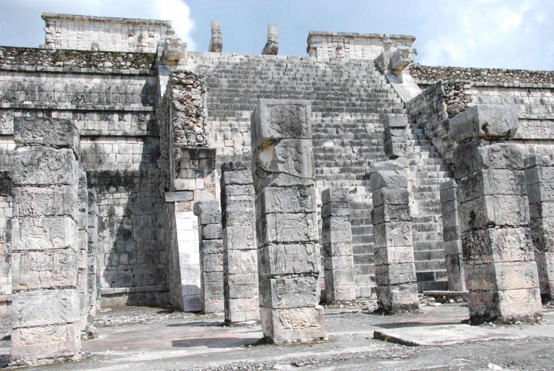 ruines-a-chichen-itza-yucatan