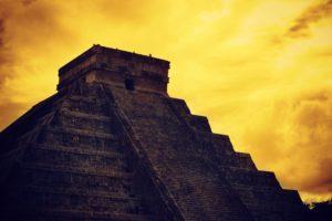 coucher-du-soleil-chichen-itza-circuit-yucatan
