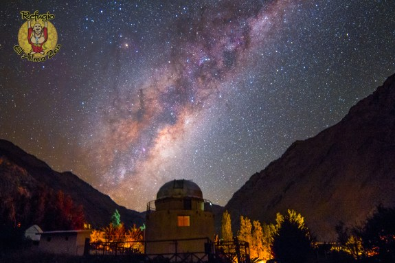 Observatoire Cerro Cancana - astrotourism au Chili