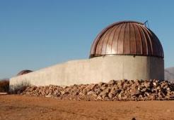 Observatoire Cruz del Sur au Chili